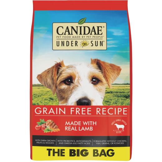 Canidae Under The Sun 40 Lb. Lamb Adult Dry Dog Food