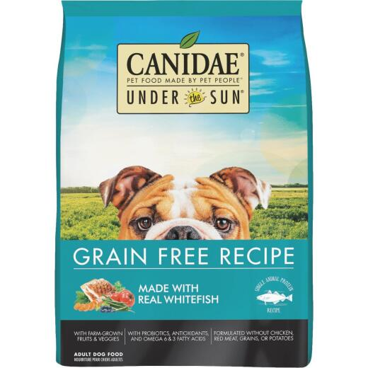 Canidae Under The Sun 4 Lb. Whitefish Adult Dry Dog Food