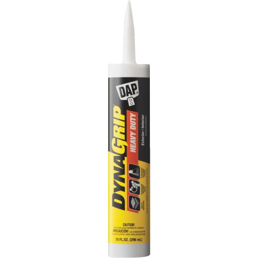 DAP DYNAGRIP 10 Oz. Heavy Duty Construction Adhesive